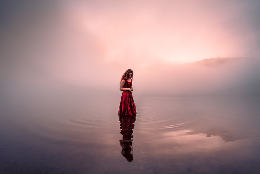 Moment's Reflection by Lizzy Gadd on 500px.com
