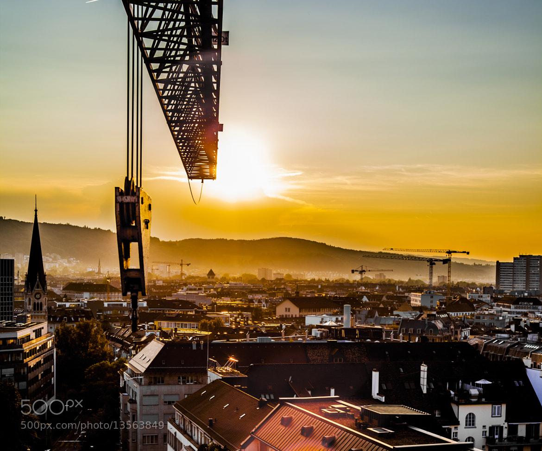 Photograph Zürich by Daniel Wewerka on 500px