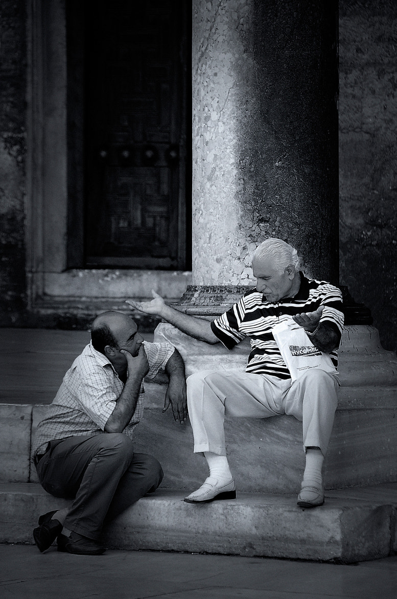 Photograph Listening is an art. by Saad Salem on 500px