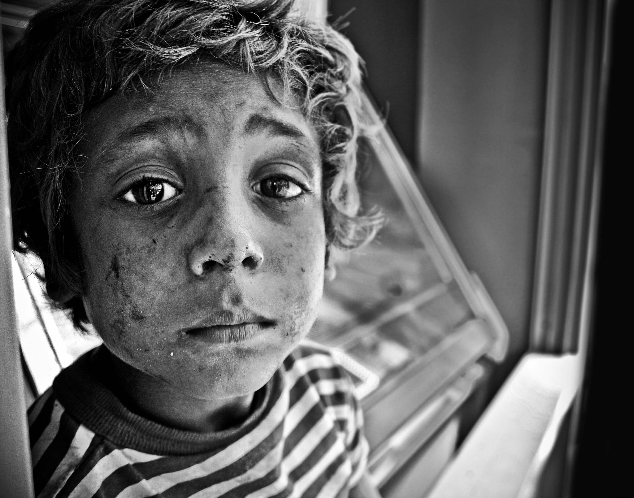 Photograph Kid on the streets by Domitilla Modesti on 500px