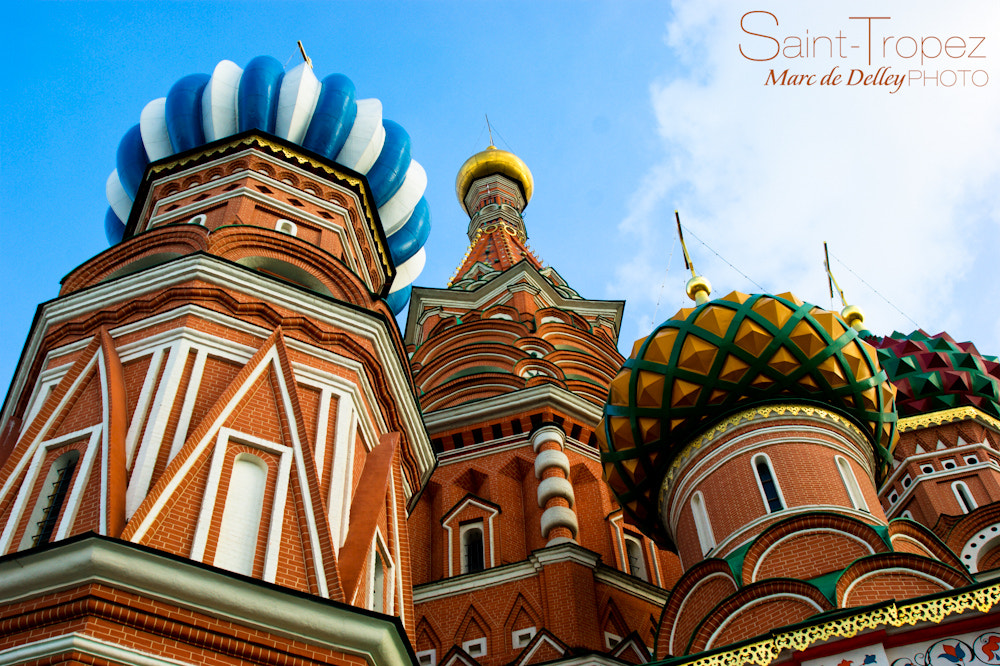 Photograph Moscou by Marc de Delley on 500px