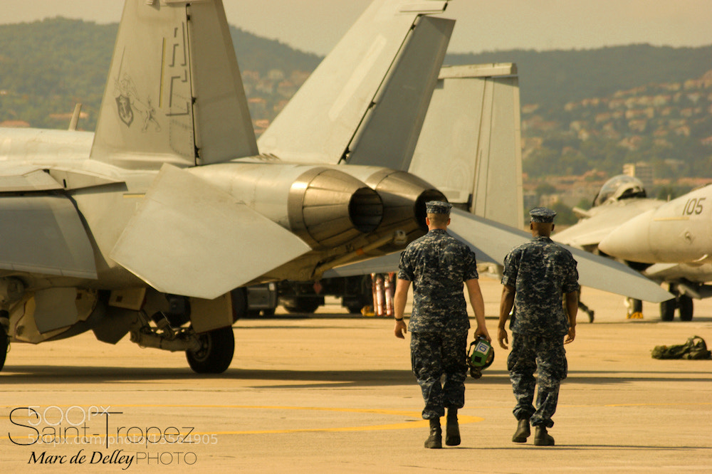 Photograph F18 by Marc de Delley on 500px