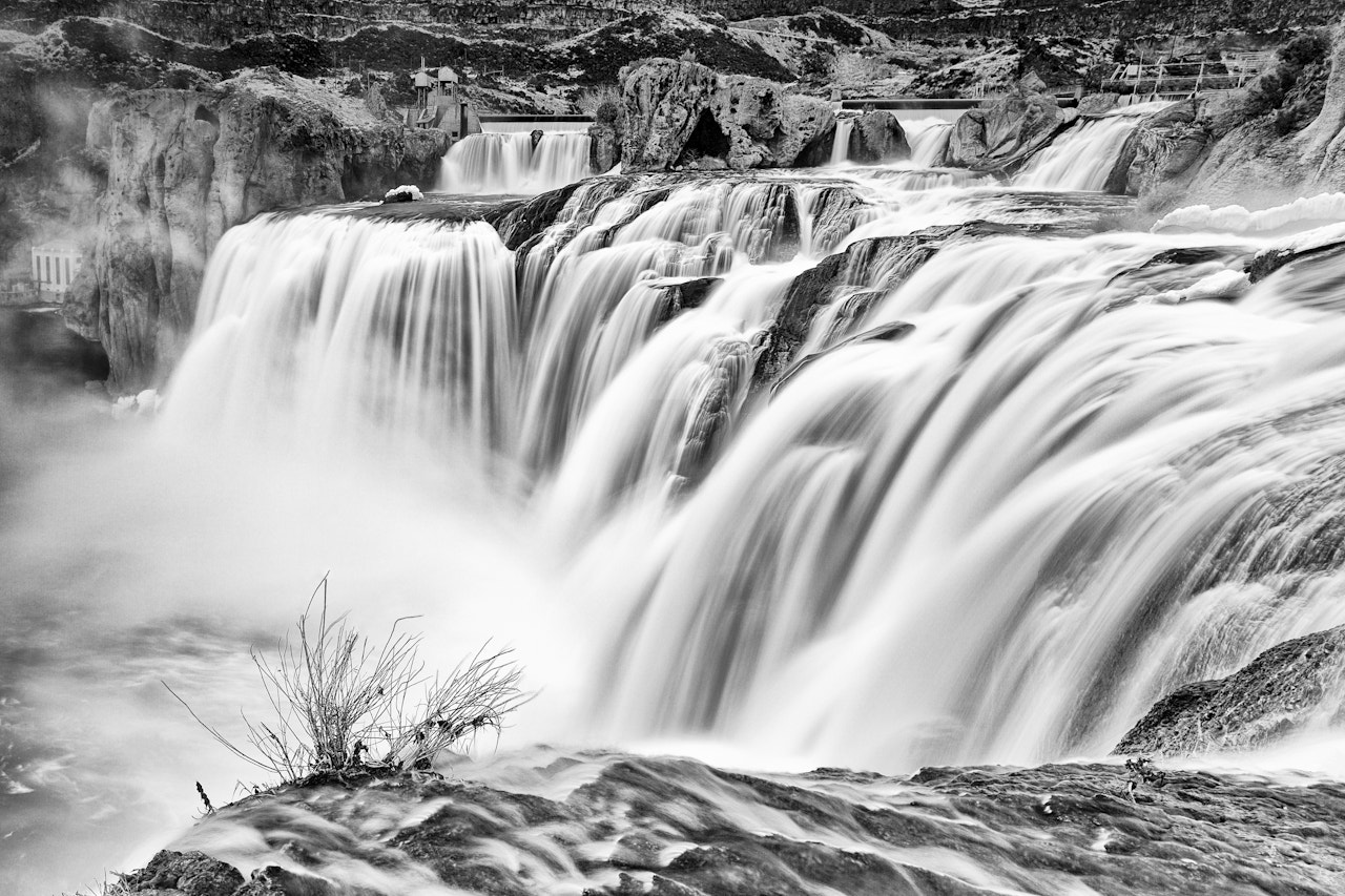Photograph To the Edge, Shoshone Falls, Idaho by jared ropelato on 500px