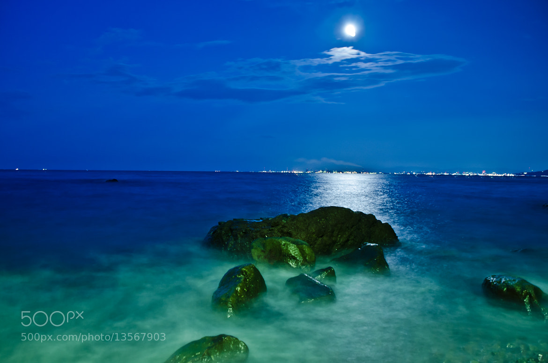 Photograph Moon Light by Anish Adhikari on 500px