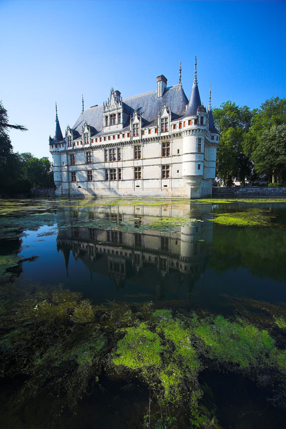 Photograph Azay le Rideau - Loire, France by KOS TAS on 500px