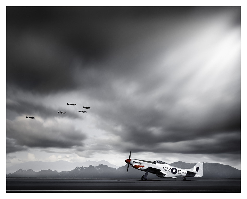 Photograph P-51 Mustang by Christian Fletcher on 500px