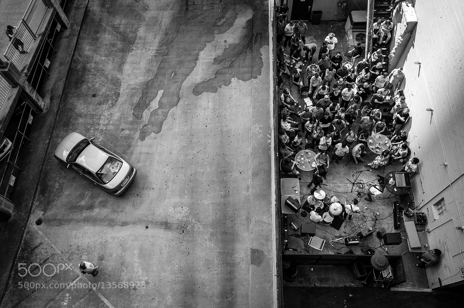 Photograph Block Party by Adam Bellefeuil on 500px