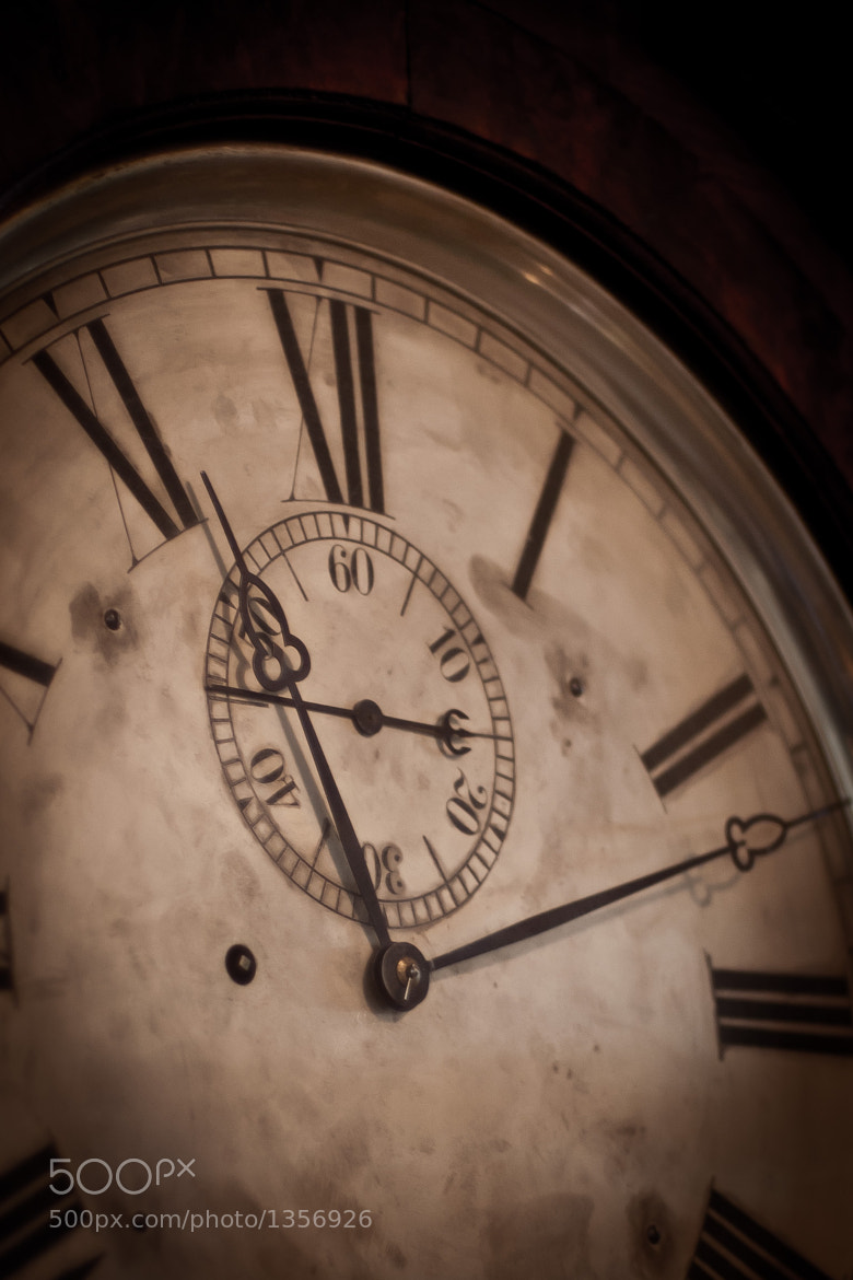 Photograph Where does time go by Chester Johnson on 500px