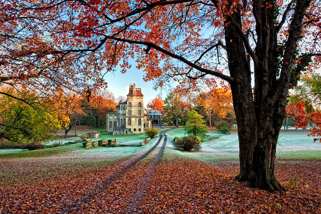 Photograph Fall at Fonthill by John Barclay on 500px