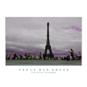 Paris Mon Amour by Fons Bitter (fonsbitterphotography)) on 500px.com