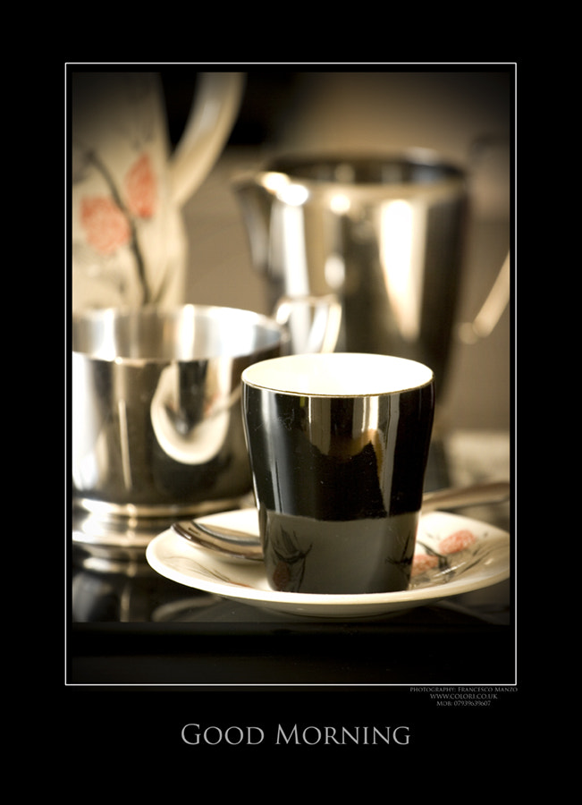 Photograph Coffee Anyone? by Francesco  on 500px