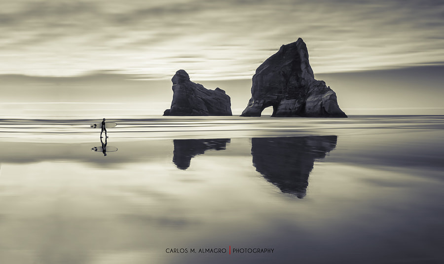 Wharariki dream II by Carlos M. Almagro on 500px.com