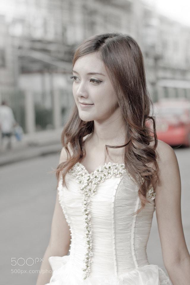 Photograph Female Fashion Bangkok Thailand by Foto Pretty on 500px