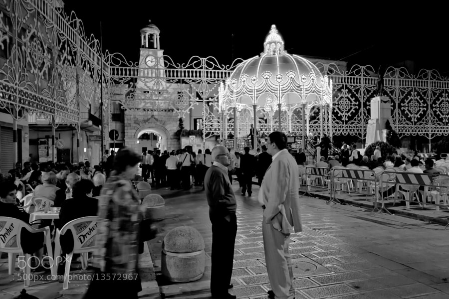 Photograph San Rocco in Casamassima by Nadia Sardone on 500px