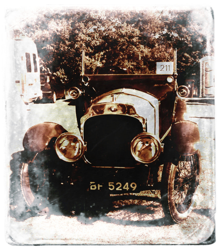 Photograph Vintage car by Debb Rooken-Smith on 500px
