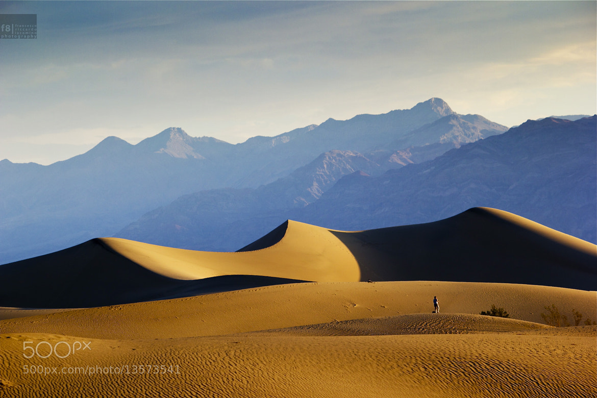Photograph Death Valley Dunes by Francesco Riccardo Iacomino on 500px