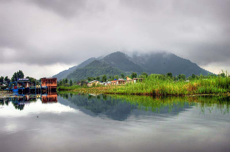 Photograph Clouds over Dal Lake by Salih Zorbozan on 500px