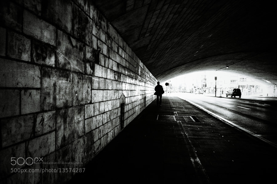 Photograph Just Passing Through by Agnès  on 500px