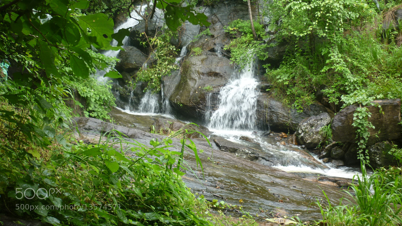 Photograph Palakapandi Water Falls by Abdul Hakkim on 500px