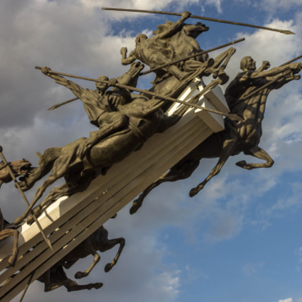 Monumento Pantano de Vargas