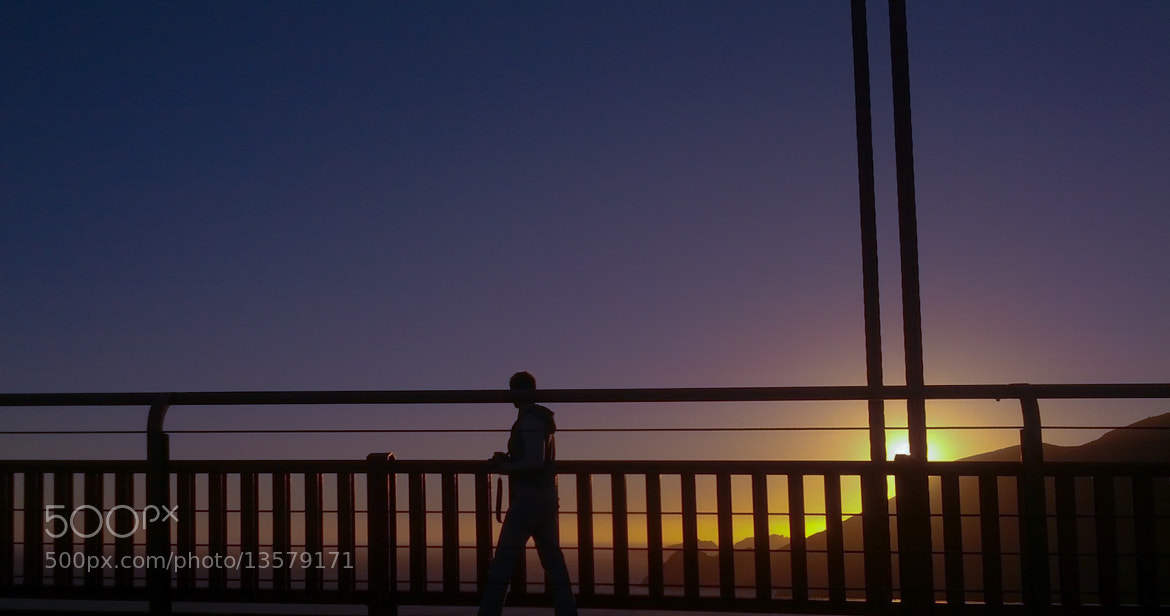 Photograph Long Walk Home by Brent Fishman on 500px