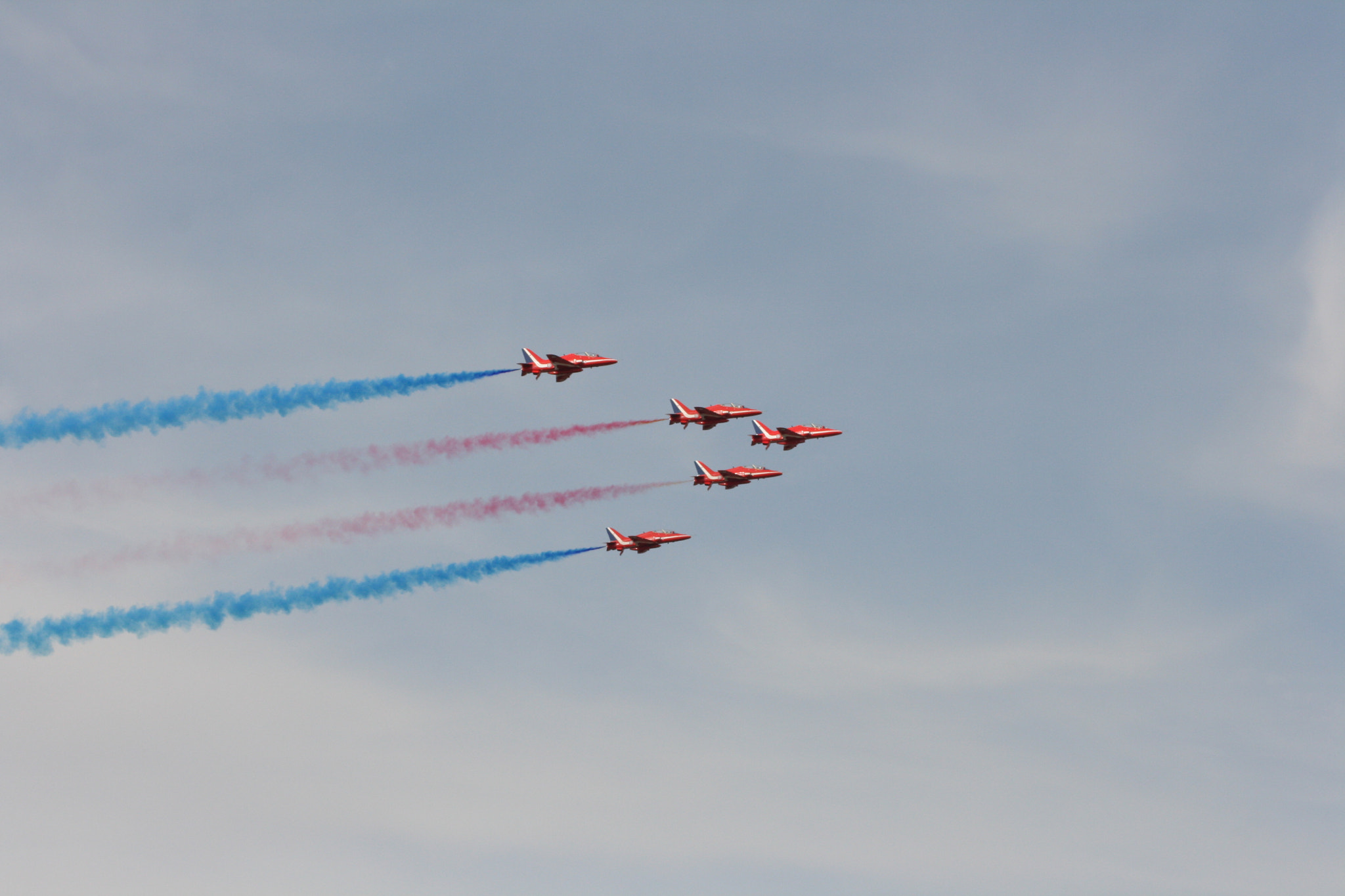 Photograph Red Arrows 2 by Chris Greenhalgh on 500px