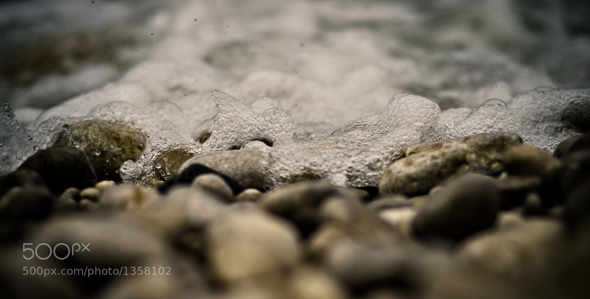 Photograph where water meets land by Eddy Alvarez on 500px