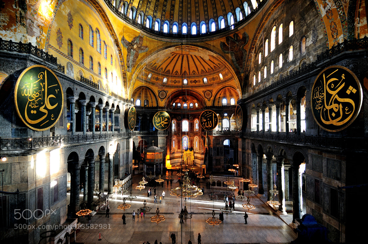 Photograph Sancta Sophia Museum by Sinya Huang on 500px