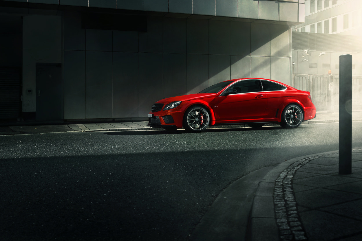 Photograph C63 AMG Black Series by Frederic Schlosser on 500px
