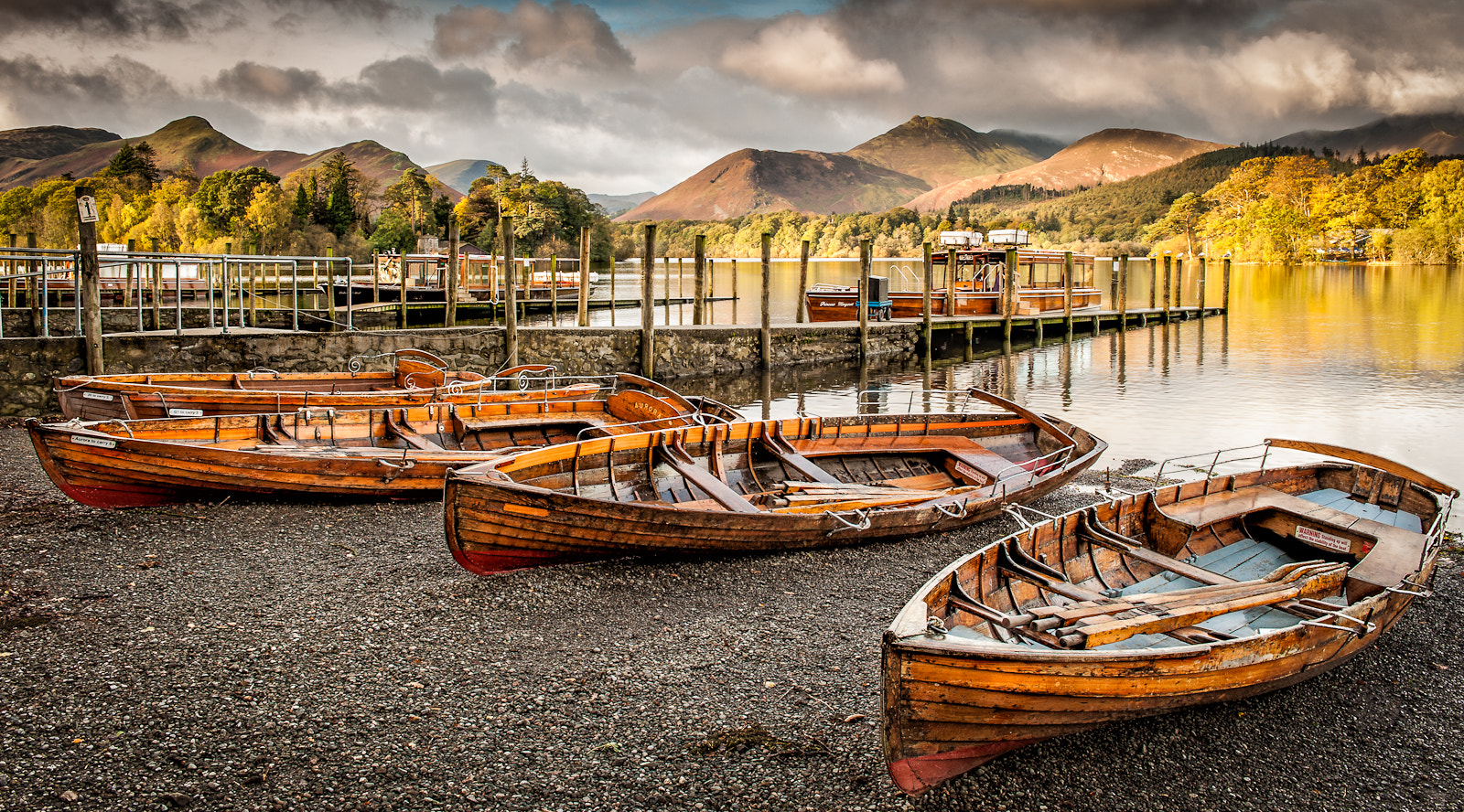 Photograph Victorian Rowing Boats by Okan Gűney on 500px