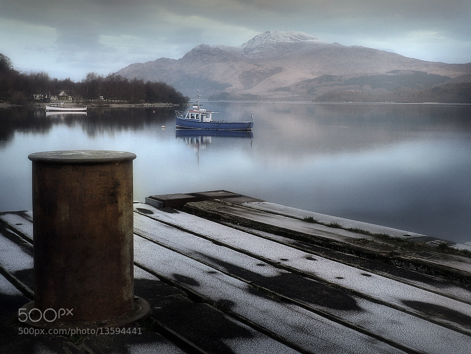 Photograph luss pier by stuart kerr on 500px
