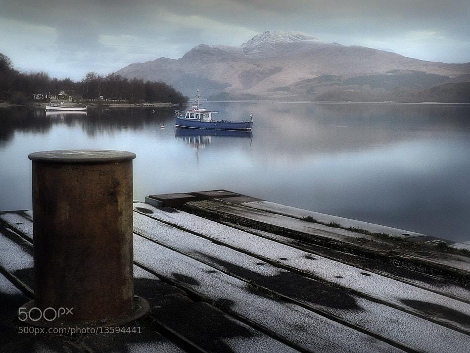 Photograph luss pier by stuart kerr on 500px