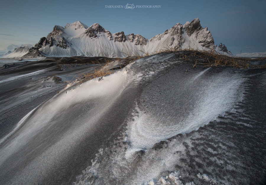Sand and Snow by Taru Tarnanen on 500px.com