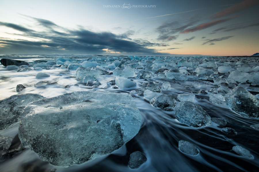 Field of Ice by Taru Tarnanen on 500px.com
