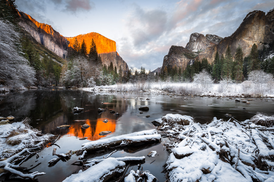 El Capitan with the crown! de FEROZ RAHEL en 500px.com