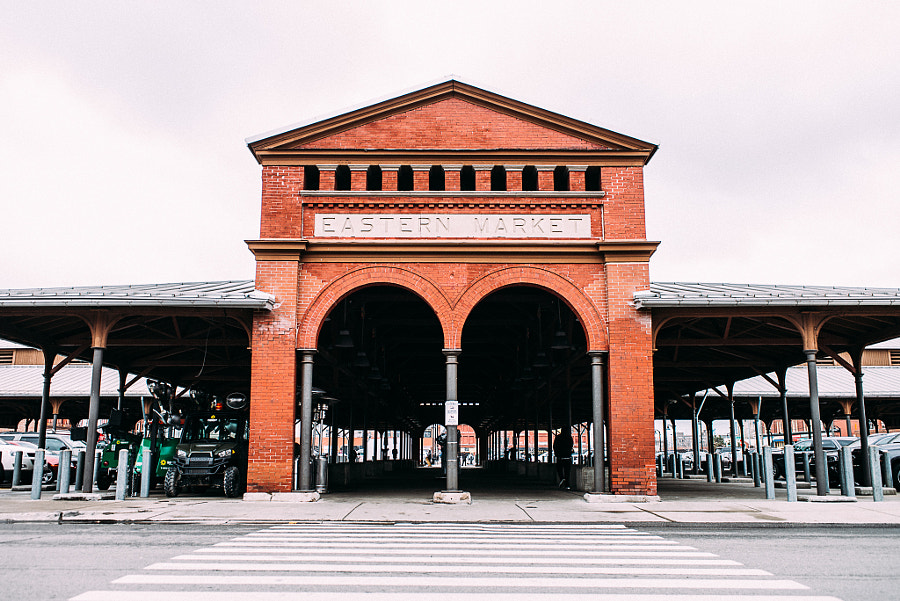Eastern Market, Detroit Michigan by Alejandro Santiago on 500px.com