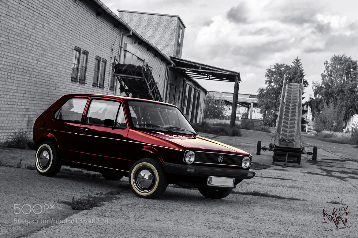 Photograph 82` Golf Mk I by Michael Wolf on 500px