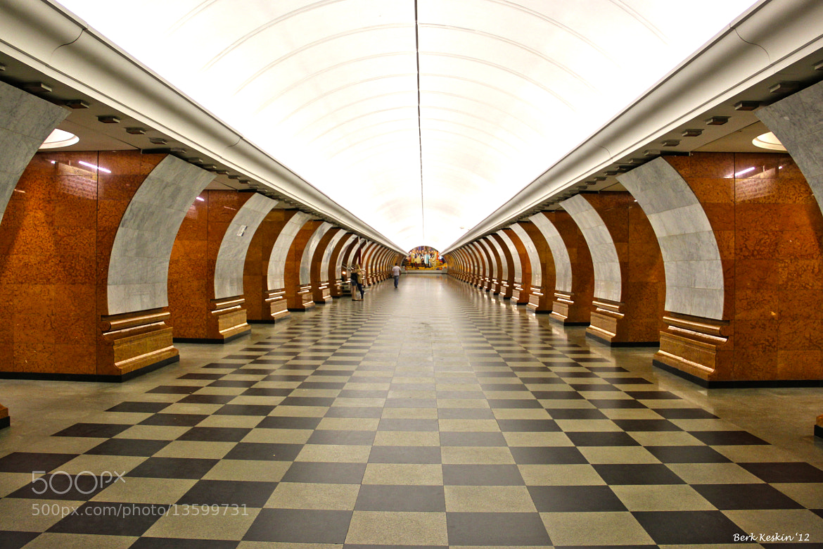 Photograph Subway by Berk Keskin on 500px