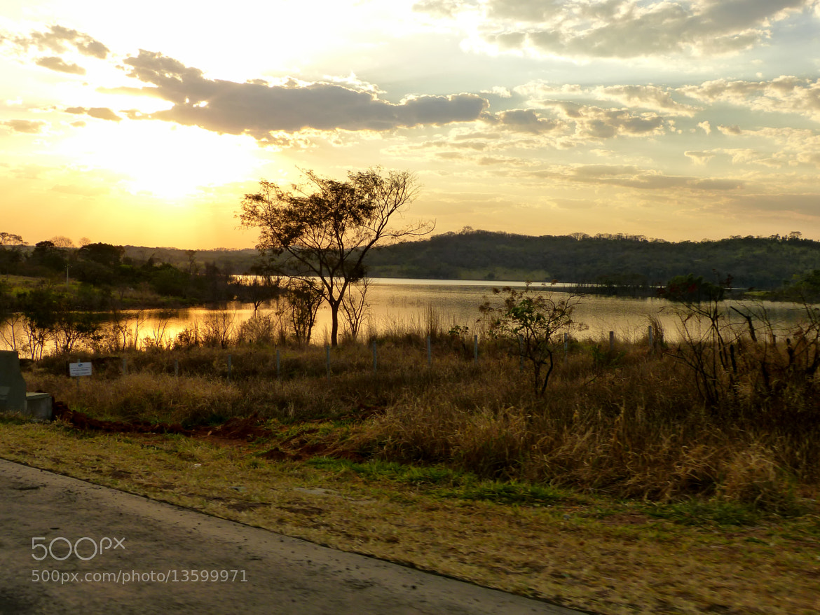 Photograph Sunsets on the River Dam Joao Leite - BR-060 by  Soli Rocha on 500px