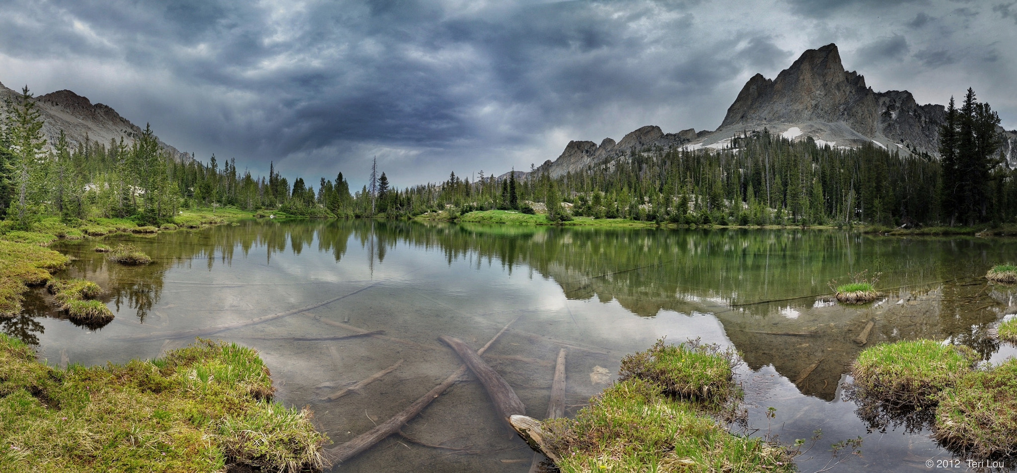 Photograph Storm at Alice Lake by Teri Dantzler on 500px