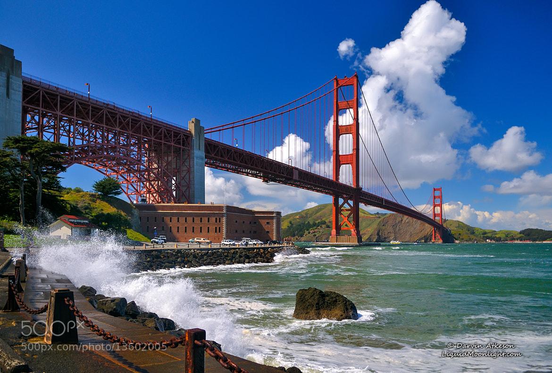 Photograph Golden Gate Bridge  by Darvin Atkeson on 500px
