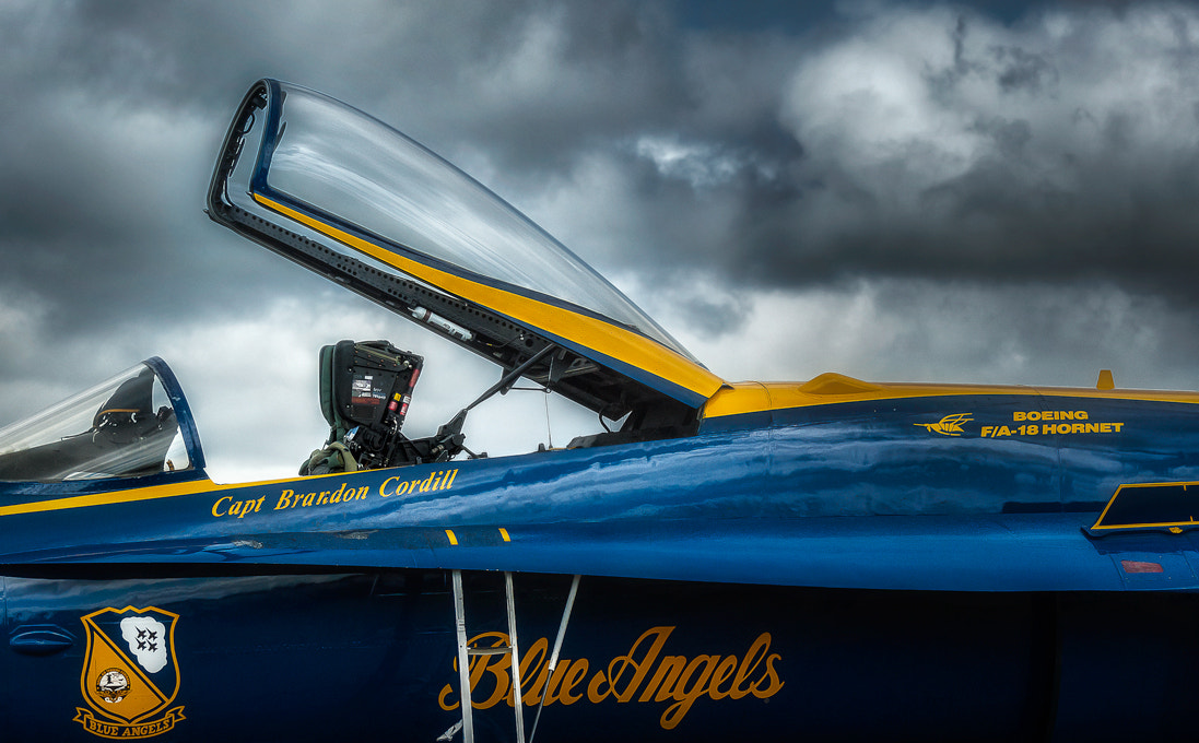 Photograph Blue Angels by Dane Alex  on 500px