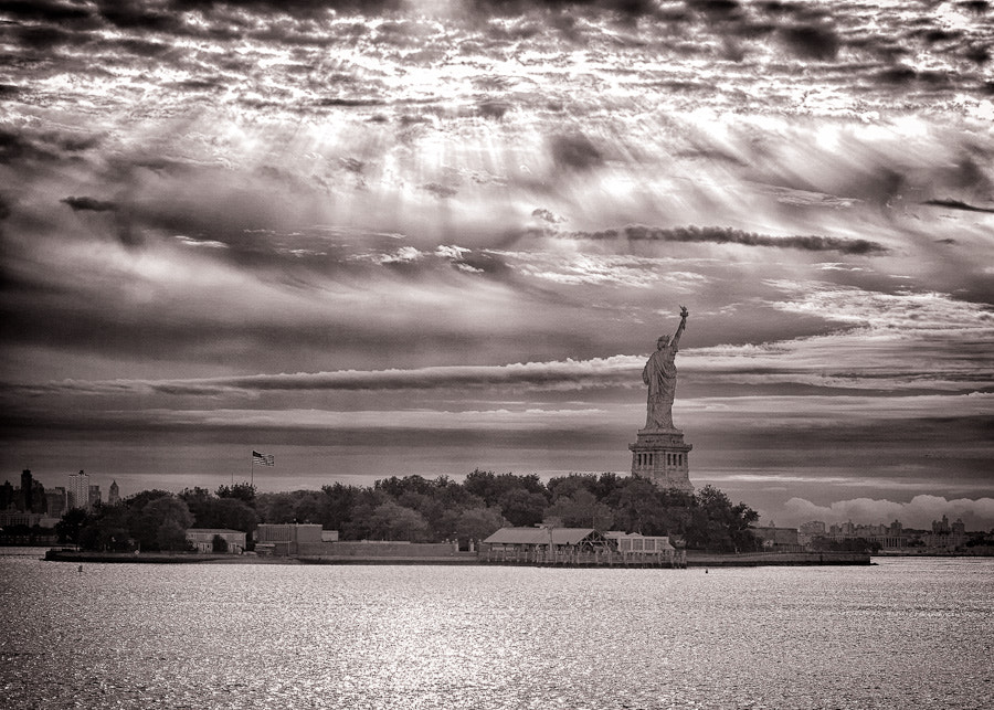 Photograph Land of the free, because of the brave! by Malcolm Kahn on 500px