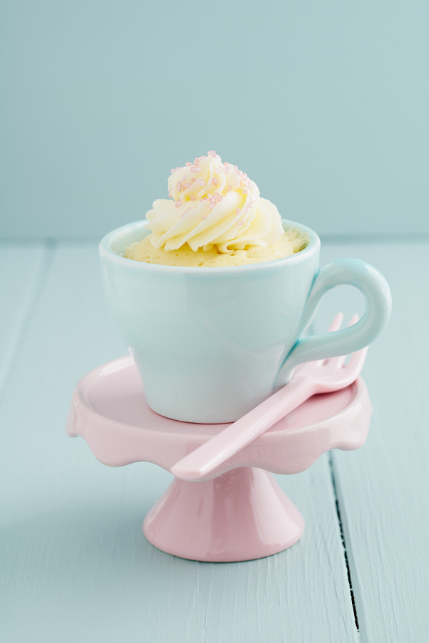Mug cake by Elisabeth Coelfen on 500px.com