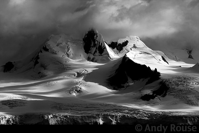 Photograph Antarctic Storm by Andy Rouse on 500px