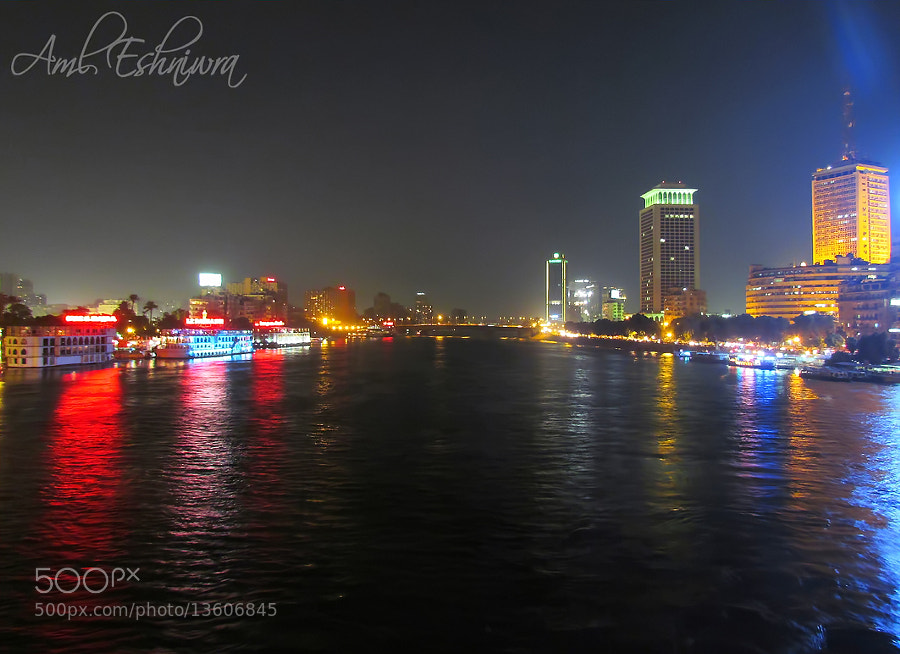 Photograph Egypt - the Nile River by Aml Eshniwra on 500px