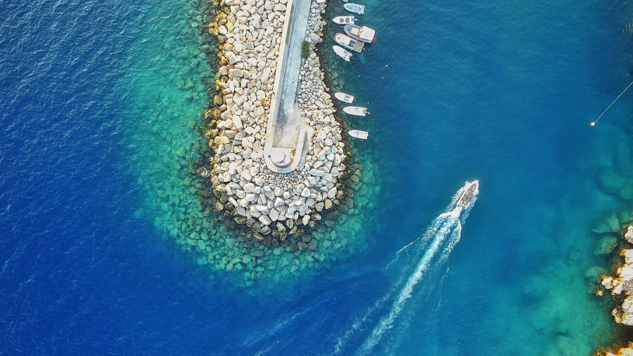 Paradise Lighthouse by Alper Ergin on 500px.com
