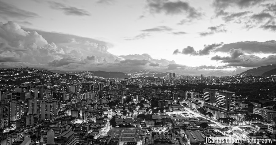 Photograph Caracas Sunset by Carlos Lopez on 500px