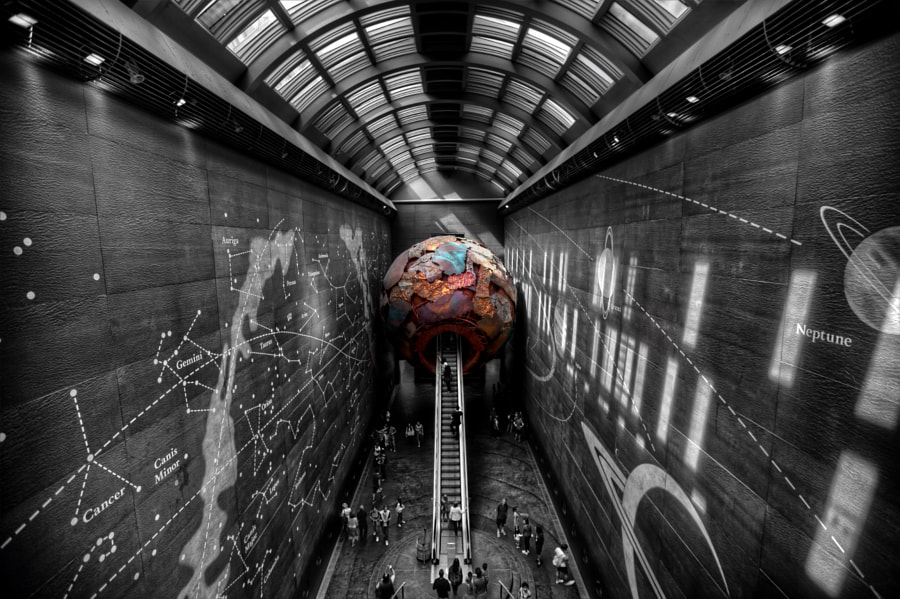 Photograph Journey to The Centre of Earth by Chris Muir on 500px