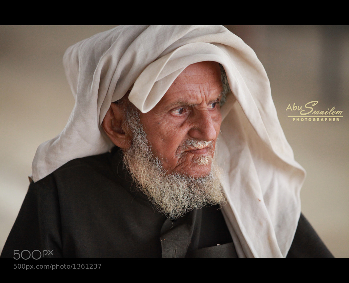Photograph Handsome Old Man by Abu  Swailem on 500px